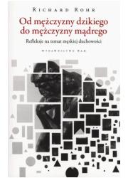 Od mężczyzny dzikiego do mężczyzny - okładka książki