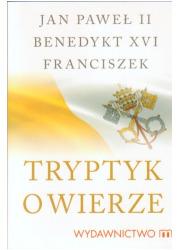Tryptyk o wierze - okładka książki