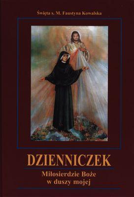 Dzienniczek. Miłosierdzie Boże - okładka książki