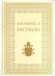 Encykliki - okładka książki