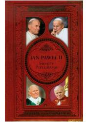 Jan Paweł II Święty Pielgrzym. - okładka książki
