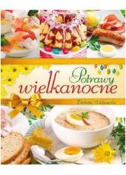 Potrawy wielkanocne - okładka książki