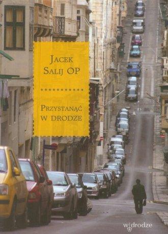 Przystanąć w drodze - okładka książki