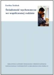 Świadomość wychowawcza we współczesnej - okładka książki