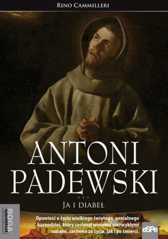 Antoni Padewski. Ja i diabeł - okładka książki