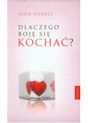 Dlaczego boję się kochać? - okładka książki