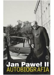 Jan Paweł II. Autobiografia - okładka książki