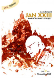 Jan XXIII. Święty wypróbowany. - okładka książki