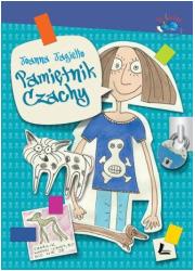 Pamiętnik Czachy - okładka książki
