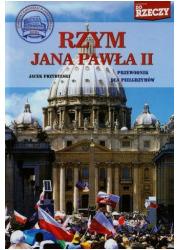 Rzym Jana Pawła II - okładka książki