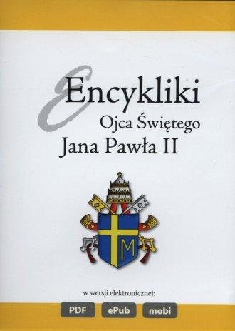 Encykliki Ojca Świętego Jana Pawła - pudełko programu
