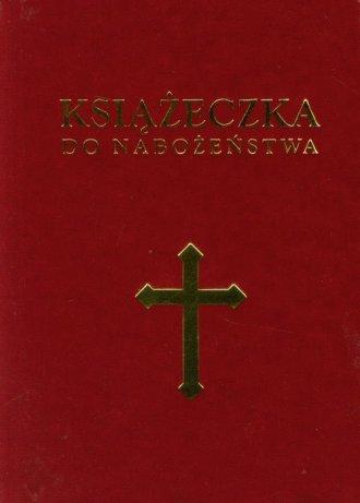 Książeczka do nabożeństwa - okładka książki