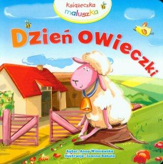 Dzień owieczki - okładka książki