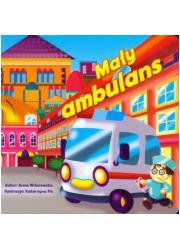 Mały ambulans - okładka książki