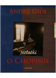 Notatki o Chopinie (+ CD) - okładka książki