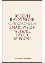 Opera Omnia. Tom X.  Zmartwychwstanie - okładka książki