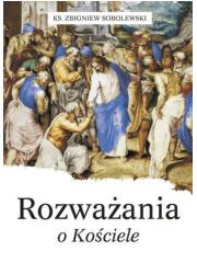 Rozważania o Kościele - okładka książki
