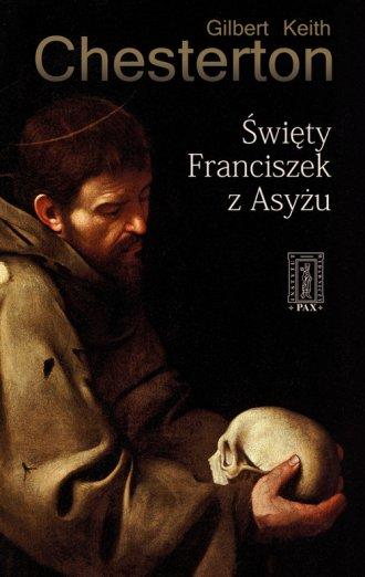 Święty Franciszek z Asyżu - okładka książki