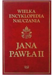Wielka encyklopedia nauczania Jana - okładka książki