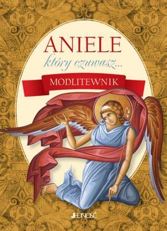 Aniele, który czuwasz... Modlitewnik - okładka książki