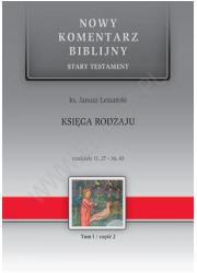 Księga Rodzaju. Rozdziały 11-36. - okładka książki