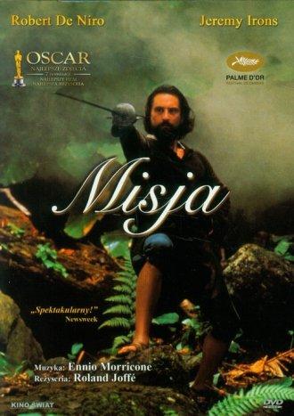 Misja (dvd) - okładka filmu