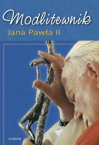 Modlitewnik Jana Pawła II - okładka książki