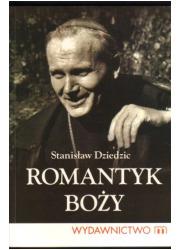 Romantyk Boży - okładka książki