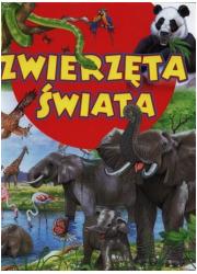 Zwierzęta świata - okładka książki