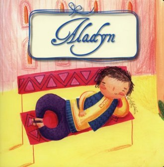 Aladyn - okładka książki
