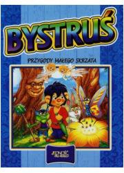 Bystruś. Przygody małego skrzata - okładka książki