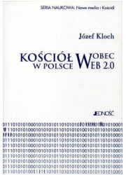Kościół w Polsce wobec Web 2.0. - okładka książki