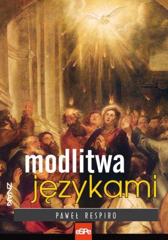 Modlitwa językami - okładka książki