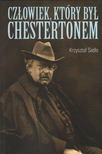 Człowiek, który był Chestertonem - okładka książki