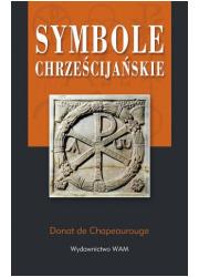 Symbole chrześcijańskie - okładka książki