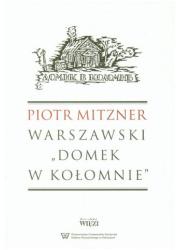 Warszawski Domek w Kołomnie - okładka książki