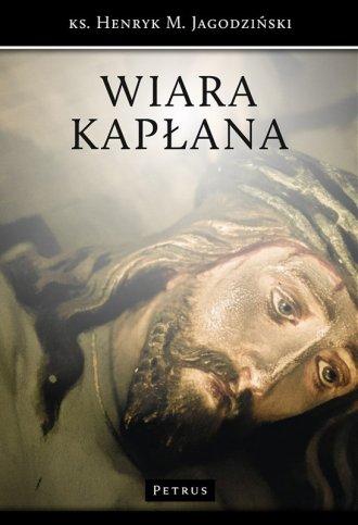 Wiara Kapłana - okładka książki