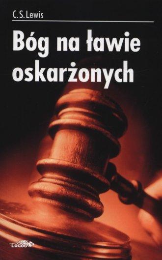 Bóg na ławie oskarżonych - okładka książki