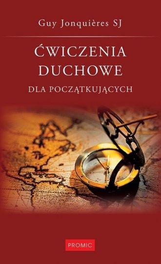 Ćwiczenia duchowe dla początkujących - okładka książki