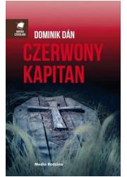 Czerwony kapitan - okładka książki