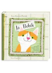 Ja, Bobik czyli prawdziwa historia - okładka książki