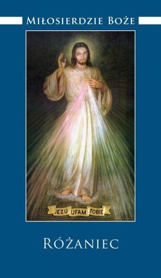 Różaniec. Miłosierdzie Boże - okładka książki