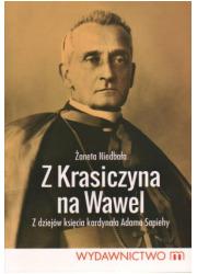 Z Krasiczyna na Wawel. Z dziejów - okładka książki