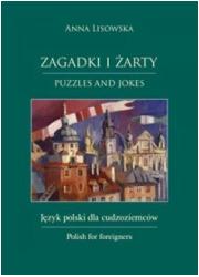 Zagadki i żarty. Język polski dla - okładka podręcznika