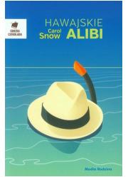 Hawajskie alibi - okładka książki