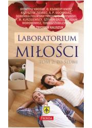 Laboratorium miłości. Po ślubie - okładka książki