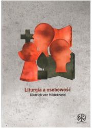 Liturgia a osobowość - okładka książki