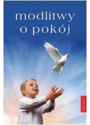 Modlitwy o pokój - okładka książki