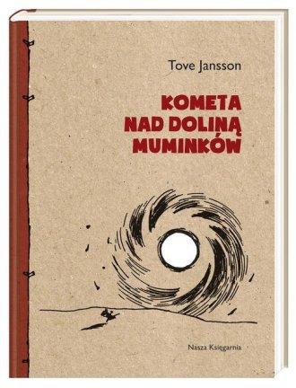 Kometa nad Doliną Muminków - okładka książki