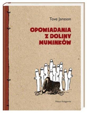 Opowiadania z Doliny Muminków - okładka książki
